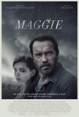 poster Maggie (2015)
