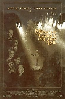 poster Midnight in the Garden of Good and Evil (1997)