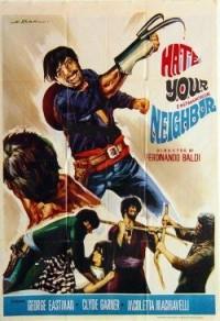 poster Odia il prossimo tuo (1968)