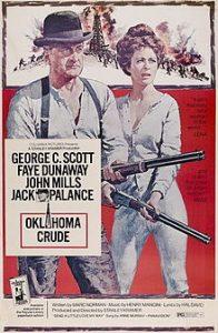 poster Oklahoma Crude (1973)