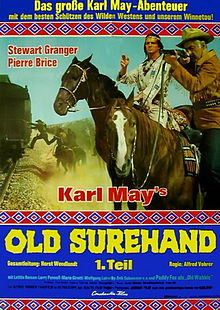 poster Old Surehand (1965)