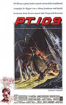 poster PT 109 (1963)
