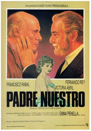poster Padre nuestro (1985)