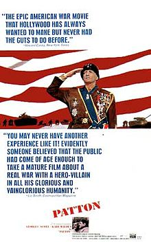 poster Patton (1970)
