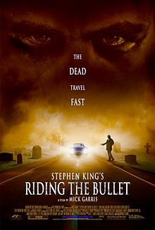 poster Riding the bullet (2004)