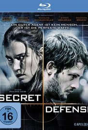 poster Secret defense (2008)