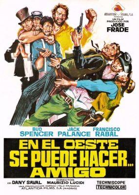poster Si Puo Fare Amigo (1972)