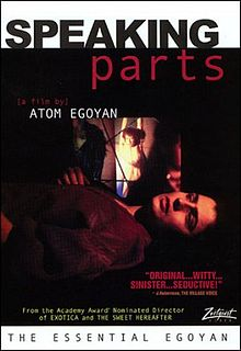 poster Speaking Parts (1989)