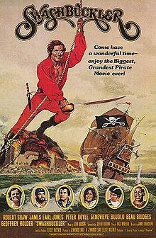 poster Swashbuckler (1976)