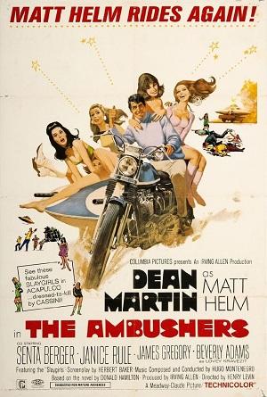 poster The Ambushers (1967)