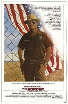 poster The Border (1982)