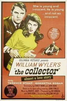 poster The Collector (1965)