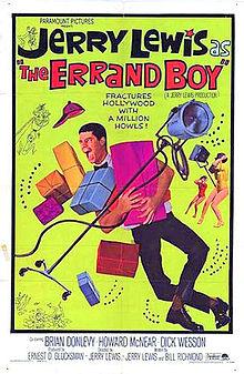 poster The Errand Boy (1961)