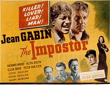 poster The Impostor (1944)