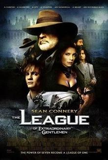 poster The League of Extraordinary Gentlemen (2003)