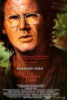 poster The Mosquito Coast (1986)