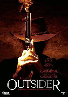 poster The Outsider (TV Movie 2002)