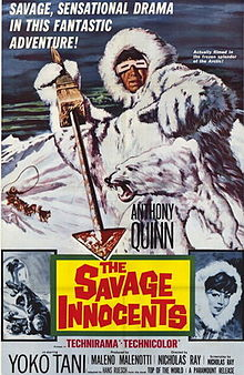 poster The Savage Innocents (1960)