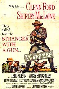 poster The Sheepman (1958)
