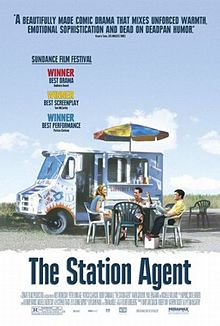 poster The Station Agent (2003)