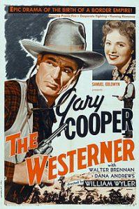 poster The Westerner (1940)