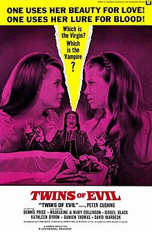 poster Twins of Evil (1971)
