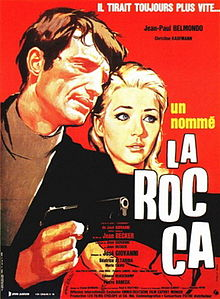 poster Un nomme La Rocca (1961)