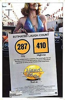 poster Used cars (1980)