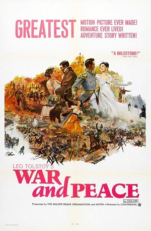 poster Vojna i mir - War and Peace (1966-1967)