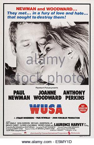 poster WUSA (1970)