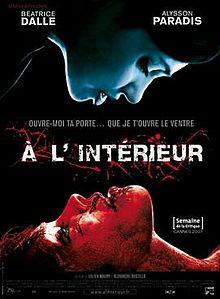 poster À l'intérieur (2007)