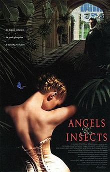 poster Angels and Insects (1995)