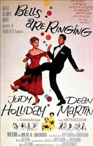 poster Bells Are Ringing (1960)
