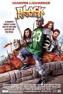 poster Black Knight (2001)