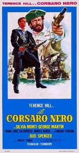 poster Blackie The Pirate (1971)