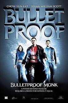 poster Bulletproof Monk (2003)