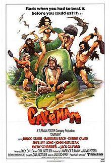 poster Caveman (1981)