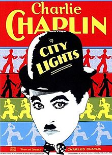 poster City Lights (1931)