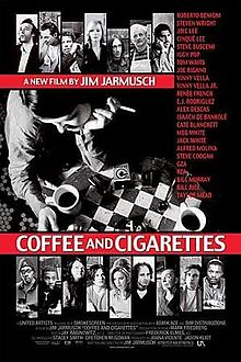 poster Coffee and Cigarettes (2003)