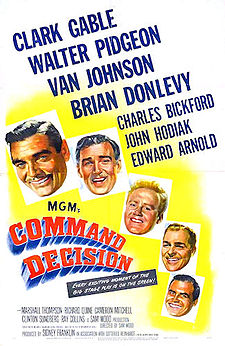 poster Command Decision (1948)