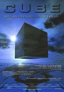poster Cube (1997)