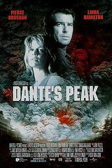 poster Dante's Peak (1997)