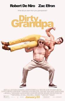 poster Dirty Grandpa (2016)