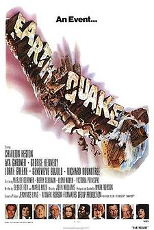 poster Earthquake (1974)