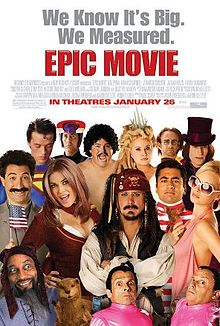 poster Epic Movie (2007)