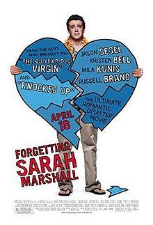 poster Forgetting Sarah Marshall (2008)