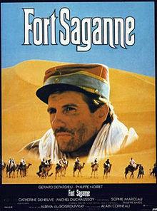 poster Fort Saganne (1984)