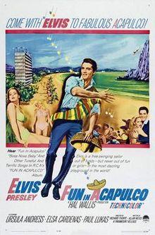 poster Fun in Acapulco (1963)