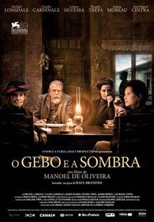 poster Gebo et l'ombre (2012)