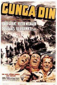 poster Gunga Din (1939)